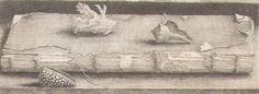Erik Desmazières, Nature morte, 2002, eau-forte