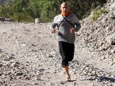 Barefoot Running Training Tips - Ted McDonald -- National Geographic
