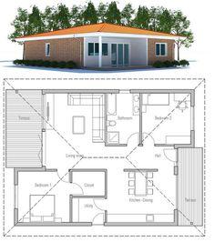 Duplex House Plan from ConceptHome.com, House Design 2014 ...