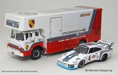 Porsche + Martini