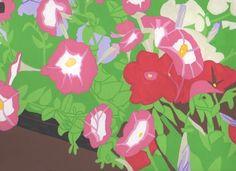 季節の花。ペチュニア。2018/7/5