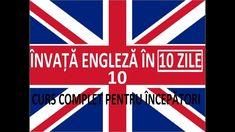Invata engleza in 10 ZILE | Curs complet pentru incepatori | LECTIA 10 Led Projects, Computer Technology, Chicago Cubs Logo, Human Body, Math, Valve Amplifier, Diy Electronics, Universe, English