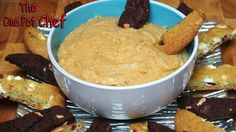 Peanut Butter Dessert Dip | One Pot Chef + Cooking with Karma