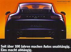 Porsche 911. Macht abhängig! Addictive!