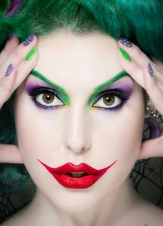 Xx DanaMichele ❤ - Lady Joker makeup