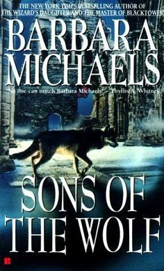 book cover of     Sons of the Wolf     by    Barbara Michaels