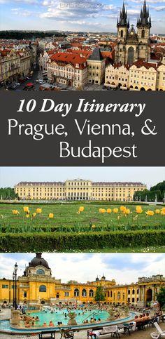10+day+Itinerary:+Prague,+Vienna,+Budapest,+and+Cesky+Krumlov+via+Earth Trekkers