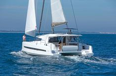 Bali Catamarans - Made significant entrance to the Croatian yacht charter industry and to the private clients. Find a few words about the brand and their yachts.   Photo credit goes to the Bali Company