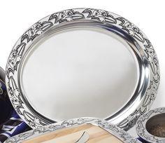 Wilton Armetale Ravens Platter at Smyth Jewelers Maryland