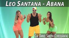 Leo Santana - Abana Cia. Daniel Saboya (Coreografia)