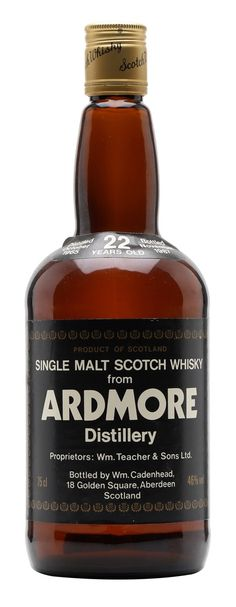 ARDMORE 1965 22 Year Old Cadenheads, Highlands
