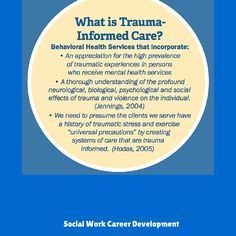 Social Work Career Development: Core Principles of Trauma-Informed Care: Key Learnings of Behavioral Health Services, Mental Health Services, Positive Behavior Support, Adverse Childhood Experiences, Mental Health Therapy, Trauma Therapy, School Social Work, School Counseling, Therapy Activities