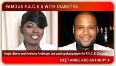 F.A.C.E. Diabetes - useful resource for African Americans living with diabetes