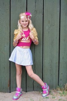 Jojo Siwa Dancer from Abby's Ultimate Dance Competition season two. Description from pinterest.com. I searched for this on bing.com/images