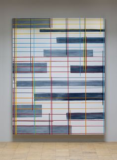 Jun Kaneko acrylic on canvas