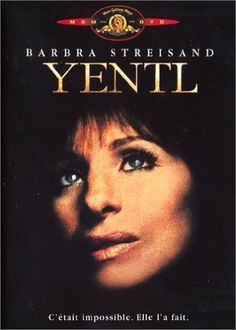 Yentl (1983)  A Jewish girl disguises herself as a boy to enter religious training.    Director: Barbra Streisand  Writers: Jack Rosenthal (screenplay), Barbra Streisand (screenplay)  Stars: Barbra Streisand, Amy Irving and Mandy Patinkin