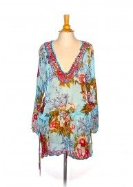 Maurizia Porto Cervo | tuniek jurk | Tuniek Jurken | GIPSY IBIZA  #gipsyibiza