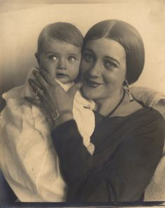 Barbara La Marr & son