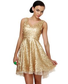 Party dress from Lulu's $92.00