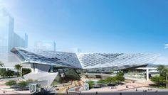 Museum of the Built Environment in Riyadh, Saudi Arabia