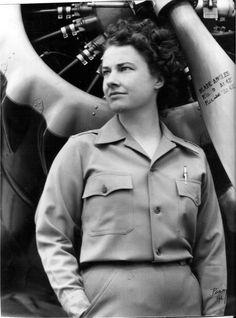Heroines of History - Helen Richey: A High-Flying Female -- Kat Michels (Business Heroine Magazine)
