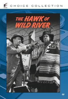 By virtue of the popularity of his TV series THE RANGE RIDER, Jack (later Jock) Mahoney is afforded almost as much screen time in HAWK OF THE WILD RIVER as the film's official star Charles Starrett. I