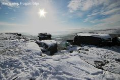 Froggatt Edge - Derbyshire