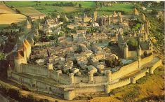 village of Lastours