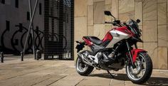 First images of the Honda CB500X and Honda NC750X 2016