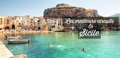 Nous avons sélectionné pour vous les 7 meilleurs circuits en Sicile, pour un voyage de rêve! Séjour de 4, 8, 10 ou 15 jours, à partir de 220 € seulement. Retrouvez également tous nos conseils pour votre voyage en Sicile dans nos guides de voyage gratuits!