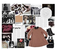 """""""✨🌙when the girls talk🌙✨"""" by grunge-alien ❤ liked on Polyvore featuring rag & bone, AQ/AQ, Dreamgirl, Kenzie, Nasty Gal and KEEP ME"""
