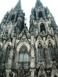 Cologne Cathedral in Cologne (Köln), Germany