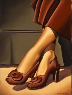 'Michael's Mother' by Kenton Nelson