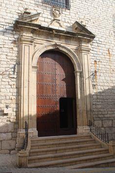 portada de la iglesia de la santísima trinidad
