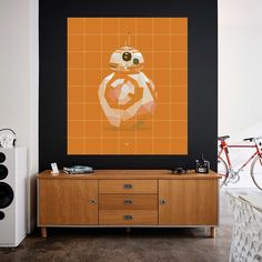 The force is strong with this IXXI Star Wars Icons Wall Art. With seven characters to choose from the Star Wars galaxy, who will you choose? Bring a little bit of Star Wars into your home this year with IXXI YOUR WORLD Living Room Accessories, Home Accessories, Star Wars Bb8, Star Wars Icons, Classic Home Decor, Wall Decor, Wall Art, Scandinavian Design, Furnitures