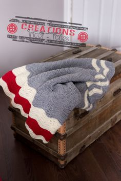 Work Socks baby blanket