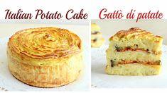 Potato Cake / Potato casserole / Gateau di patate