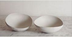Ceramics by Nathalie Dérouet.