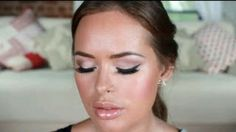 Tanya Burr Makeup Tutorial in the style of Demi Lovato.. All time fav!