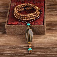 Nepal Buddhist Mala Beads