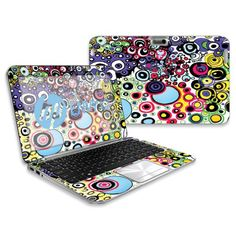 Protective Skin Decal Cover for HP Envy x2 Laptop with 11.6 screen Sticker Skins Circle Explosion This is NOT A HARD CASE. It is a vinyl skin/decal sticker and is NOT made of rubber, silicone, gel or plastic.. Bonus! Free matching wallpaper. Quick and easy to apply. Protect your HP Envy x2 from dings and scratches. Removable, no sticky mess guaranteed!.  #MightySkins #CE