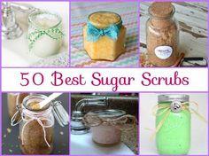 50 Best Sugar Scrub Recipes | Health & Natural Living
