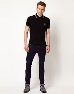 Fred Perry Polo 60th Anniversary Authentic