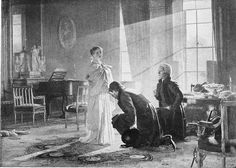 queen victoria ascension to the throne  JUNE 1837 - Google Search  Victoria receives the news that her uncle George has died and she is the new monarch
