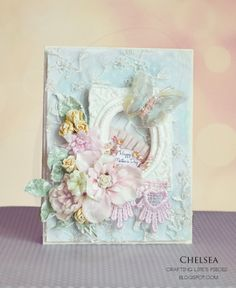 Crafting Life's Pieces: Mother's Day card