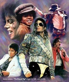 MJ Collage