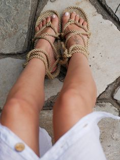 Romano Camel Sandals - Nomadic State of Mind