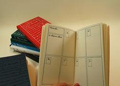 Pattern diary