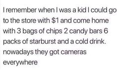 Chip Bags, Cold Drinks, In This World, Cool Drinks