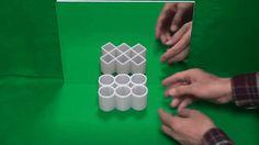 Ver Esta ilusión óptica que hace que objetos cambien de forma nos está volviendo locos